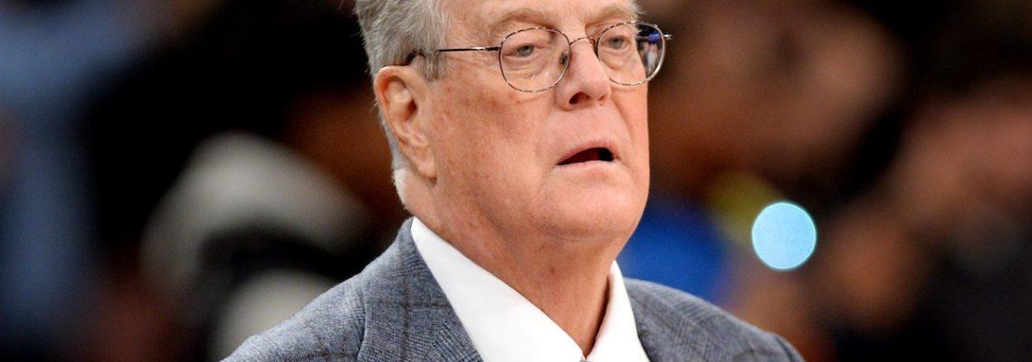 Fallece el empresario David Koch, uno de los donantes del Partido Republicano más influyentes