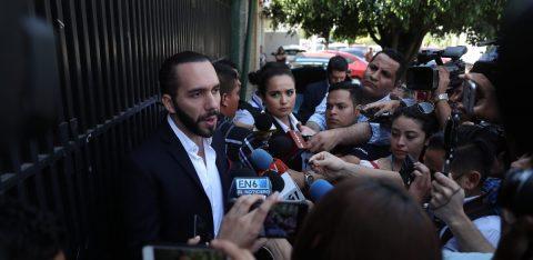Piden evitar especulaciones sobre la comisión salvadoreña contra la corrupción