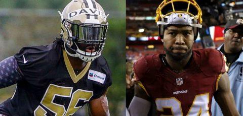 Jugadores de NFL ayudan a pagar fianza de indocumentado