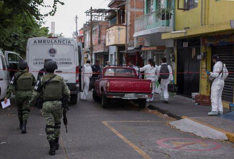 Michoacán cae en espiral de violencia por lucha de cárteles y extorsiones