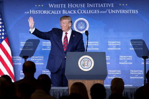 Trump anuncia la muerte de uno de los hijos de Osama bin Laden