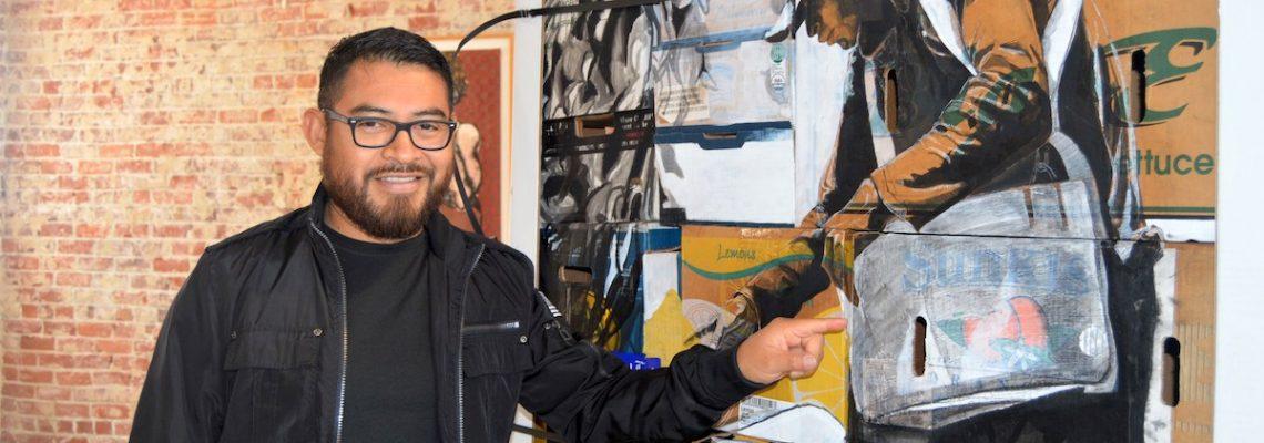 Narsiso Martínez, del campo mexicano a los museos y galerías de California