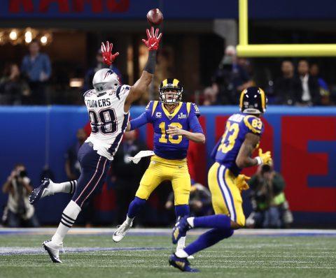 27-30. Goff y los Rams arruinan el regreso de Newton con los Panthers