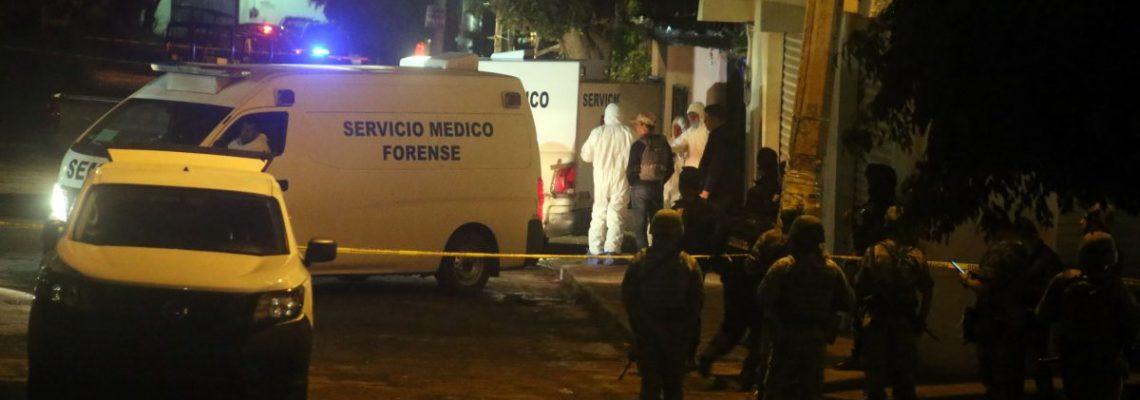 Un grupo armado asesina a seis hombres en la ciudad mexicana de Cuernavaca