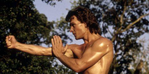 Patrick Swayze, el bailarín y cowboy que se convirtió en un mito sexual