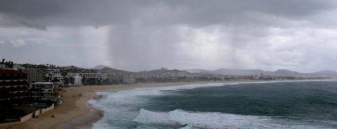 Tormenta Juliette se ubica al sur de la Península de Baja California