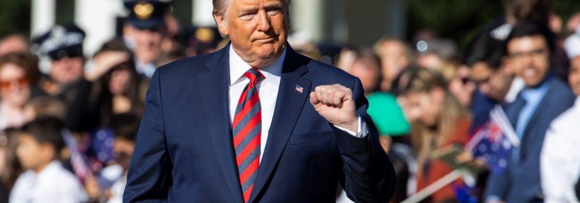 Trump anuncia sanciones contra el banco nacional de Irán
