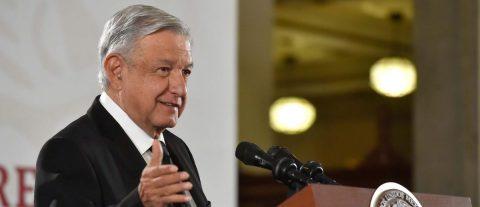 """AMLO califica de """"exitosa"""" reunión con EE.UU. sobre acuerdo migratorio"""