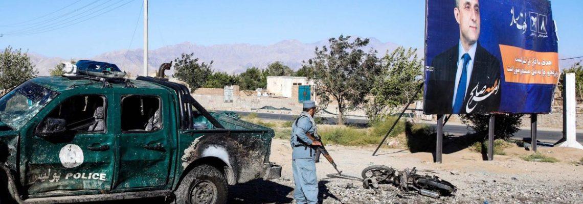 Al menos 22 muertos y 38 heridos en atentado talibán en Kabul