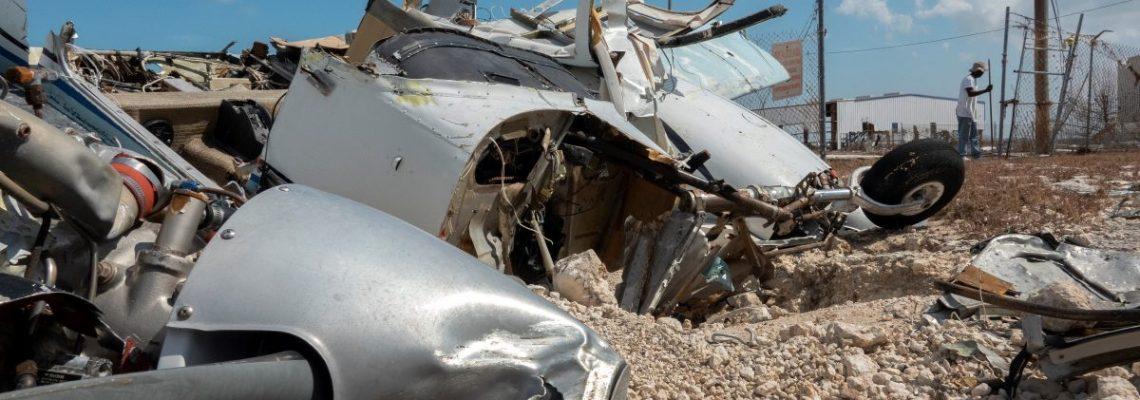 Bahamas prevé retirar 450 millones de kilos de escombros tras el huracán Dorian