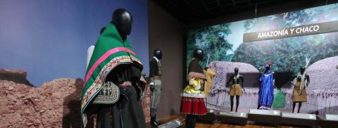 Expo shows colorful diversity of Bolivia's indigenous clothing