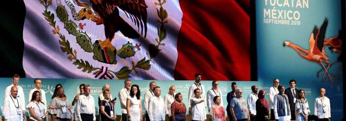 Comienza la XVII Cumbre de Premios Nobel de Paz en México