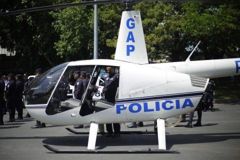 La patrulla fronteriza de Trump llega a El Salvador sin nuevos apoyos sociales