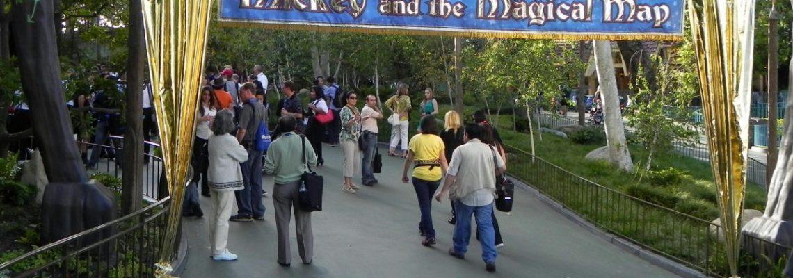 Los parques de Disney en EE.UU. se apuntan al veganismo