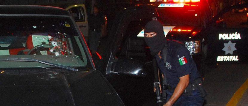 Resultado de imagen para Acribillan a cinco personas en un bar en México