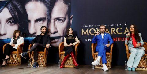 """La serie """"Monarca"""" retrata un México """"que no anda en burro ni trae sombrero"""""""