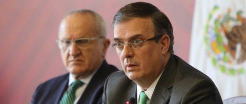 México descarta que posible juicio político a Trump sea obstáculo para T-MEC