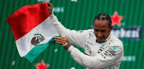 Hamilton resuelve en México pero deberá esperar para festejar su sexto título
