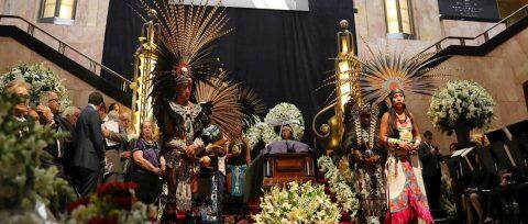 México despide con honores a León-Portilla, el mayor experto indigenista