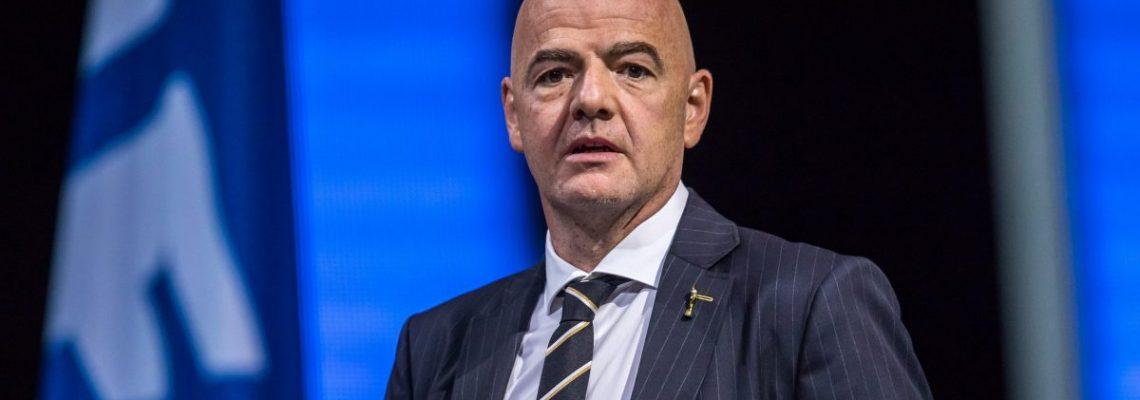 El presidente de la FIFA presenciará histórico partido entre las dos Coreas