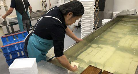 Ota Tofu, la tienda de tofu más antigua del país con 108 años