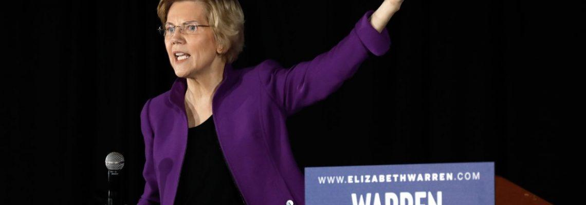 Los ataques a Warren y el juicio político a Trump marcan el debate demócrata