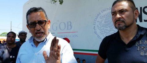 """México es """"el perrero de Trump"""", dice activista por freno a caravana migrante"""
