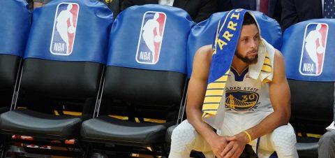 Stephen Curry convencido de que jugará antes de que concluya la temporada regular
