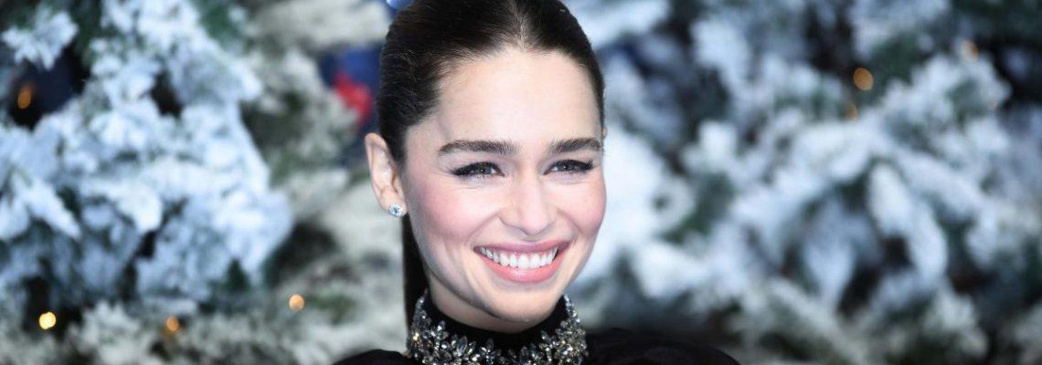 """Emilia Clarke revela presiones para rodar desnudos tras """"Game of Thrones"""""""