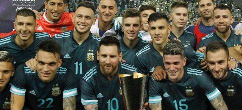 0-1. Messi decide el superclásico