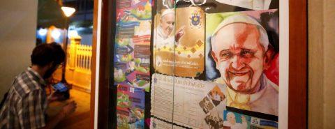 En un país budista, los católicos tailandeses aguardan con fervor al Papa