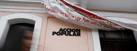 Elecciones en Perú: un complejo menú de partidos en crisis