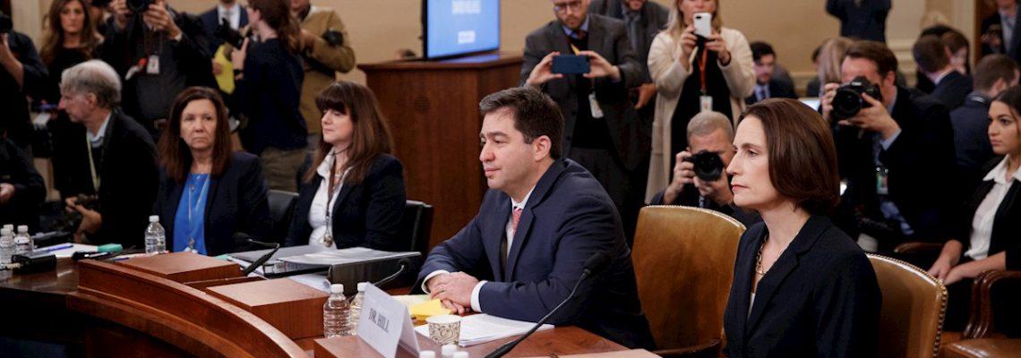 Ficción, caos e injerencia. La audiencia sobre juicio a Trump apunta a Rusia
