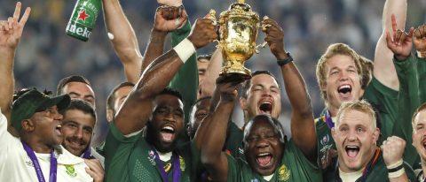 12-32. Sudáfrica, campeón mundial al derrotar con justicia a Inglaterra
