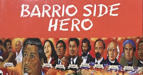 Book Review on Barrio Side Hero