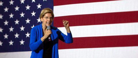El ascenso de Elizabeth Warren inquieta a los multimillonarios