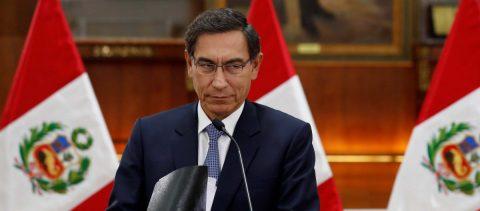 Abren proceso contra el presidente de Perú por supuestamente inducir al voto