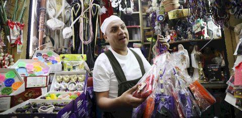 El mercado mexicano donde se compran los deseos de Año Nuevo