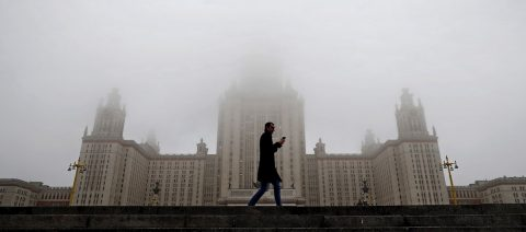 Los inviernos en Moscú ya no son lo que eran