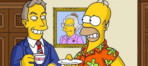 """El tiempo no pasa por """"Los Simpson"""", que cumplen 30 años de éxito"""