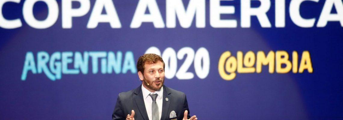 Argentina-Chile, el partido inaugural de la Copa América de 2020