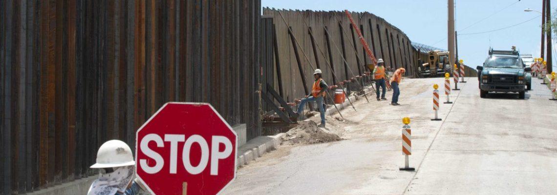 Juez federal en Texas bloquea otra partida de Trump para el muro fronterizo