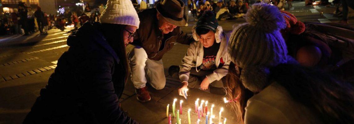 """Colombia da inicio a la Navidad con la tradicional """"Noche de velitas"""""""