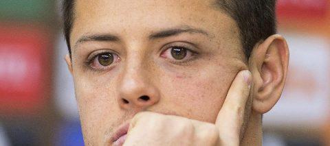 """""""Chicharito"""" Hernández será el jugador mejor pagado de la MLS"""