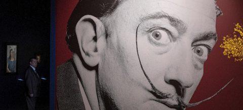 La magia de Dalí se hace con el corazón de Moscú