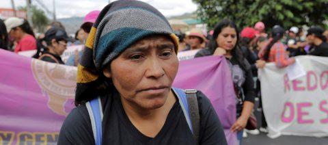 La Iglesia católica aboga por cese de la violencia contra las mujeres en Honduras
