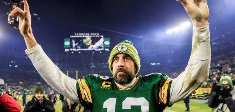 28-23. Rodgers y Adams dan victoria a Packers y jugarán final NFC ante 49ers