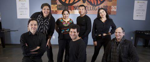 """Teatro Nahual presents """"Malinche Show"""""""