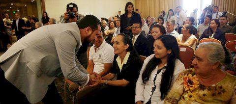 Estado salvadoreño retoma trabajo de registro de víctimas de masacre de 1981