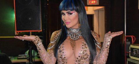 """""""Cleopatra"""", el puente de Ninel Conde para ver cara a cara a sus fans en EEUU"""